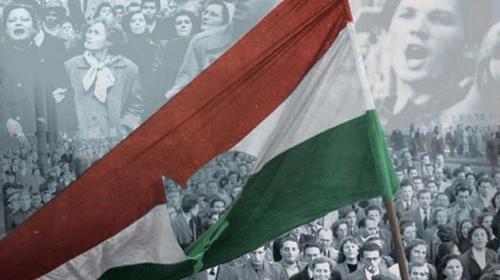 Az 1956-os forradalom 60. évfordulójára emlékezünk